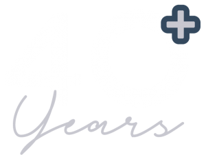 40 Years Icon