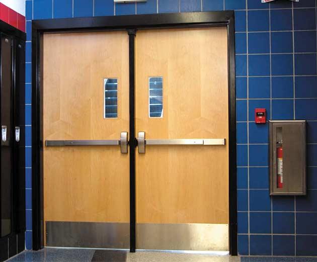 Marshfield Wood Doors : Graham doors u cwhen one door closes another opens
